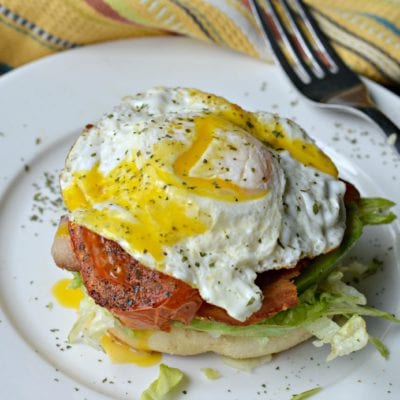 Tex-Mex Breakfast BLT Sandwich Recipe
