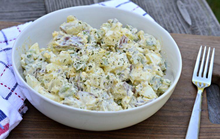 ready to eat potato salad