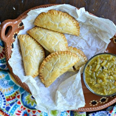 The Best Mexican Style Baked Beef Empanadas