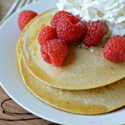 The Best Homemade Healthy Pancakes Recipe