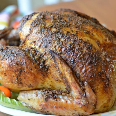 How To Make Delicious Smoked Turkey on a Traeger