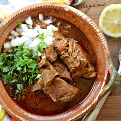 Authentic Mexican Birria Recipe (3 Methods)