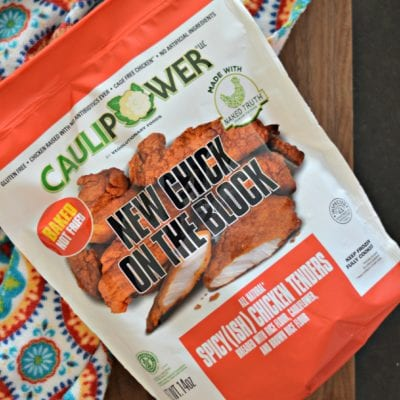 Add a Twist To Your Salad with Caulipower Chicken Tenders!