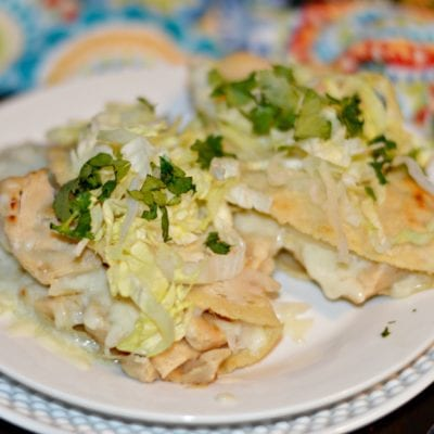 Authentic Mexican Quesadillas Recipe