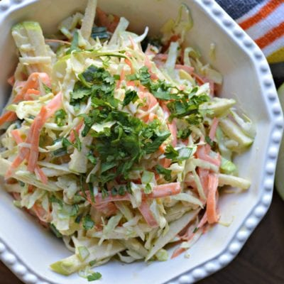 Amazing Apple Slaw Recipe