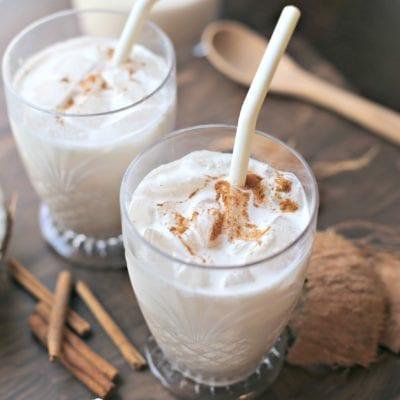 Horchata de Coco (Coconut Horchata)