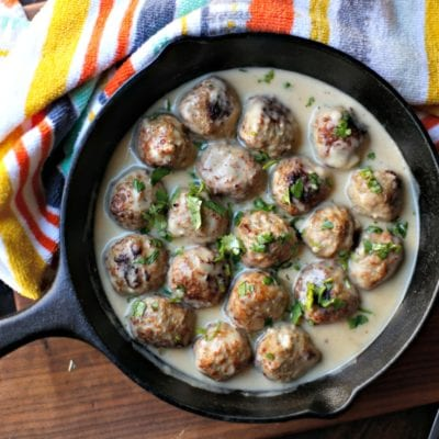 The Best Swedish Meatballs Recipe (Quick Method)