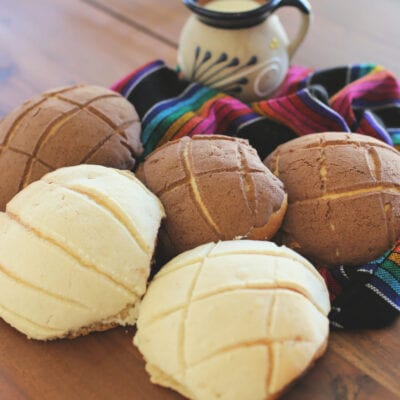 The Best Authentic Mexican Conchas Recipe