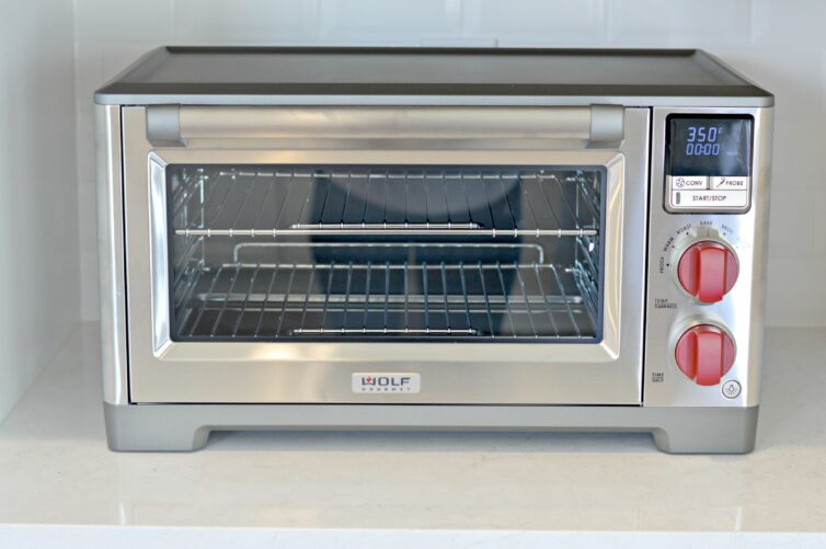 Wolf Countertop Oven with Convection